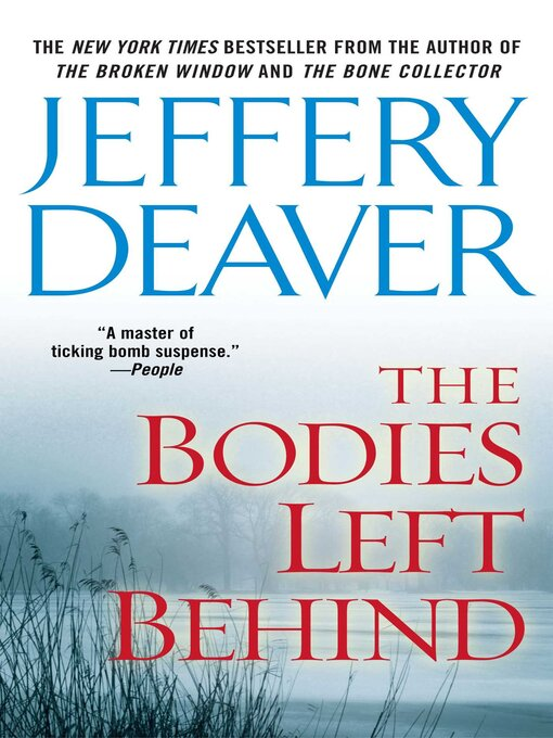 Cover image for The Bodies Left Behind