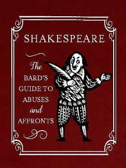Cover of Shakespeare: The Bard's Guide to Abuses and Affonts