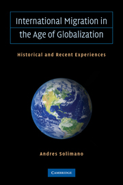 International Migration in the Age of Crisis and Globalization
