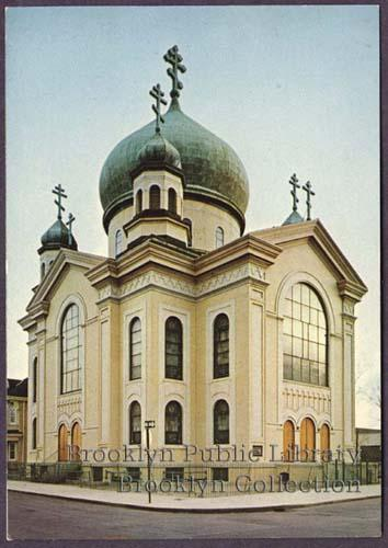 Holy Transfiguration Russian Orthodox Cathedral