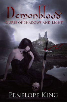 Curse of Shadows and Light (Demonblood Series #3)