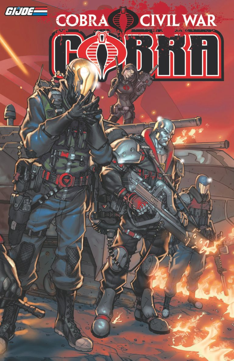 G.I Joe: Cobra Civil War, Vol. 1