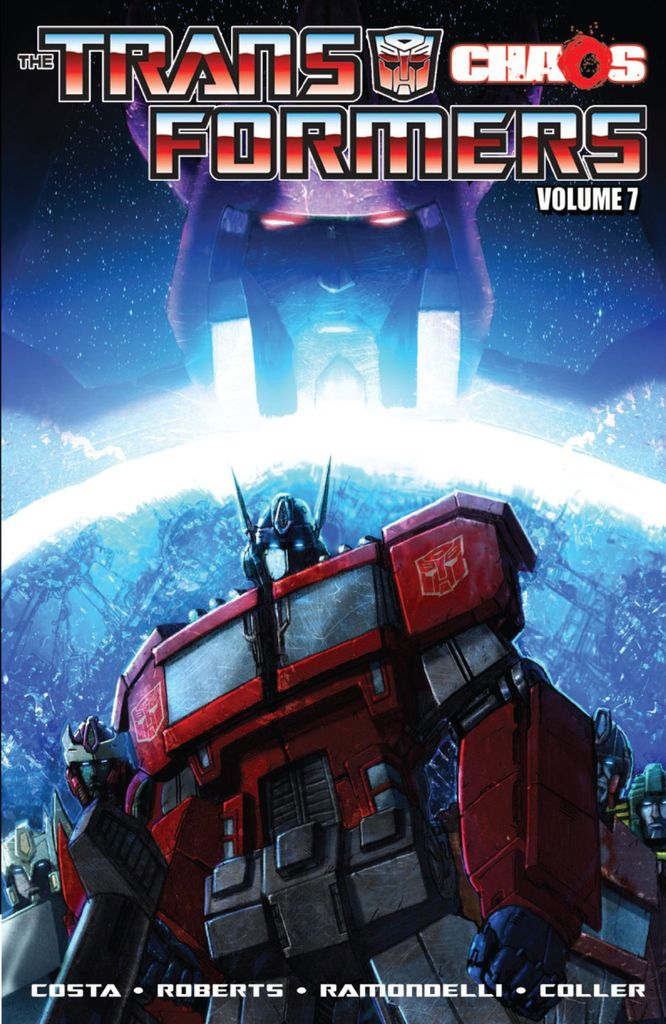 Transformers Volume 7: Chaos