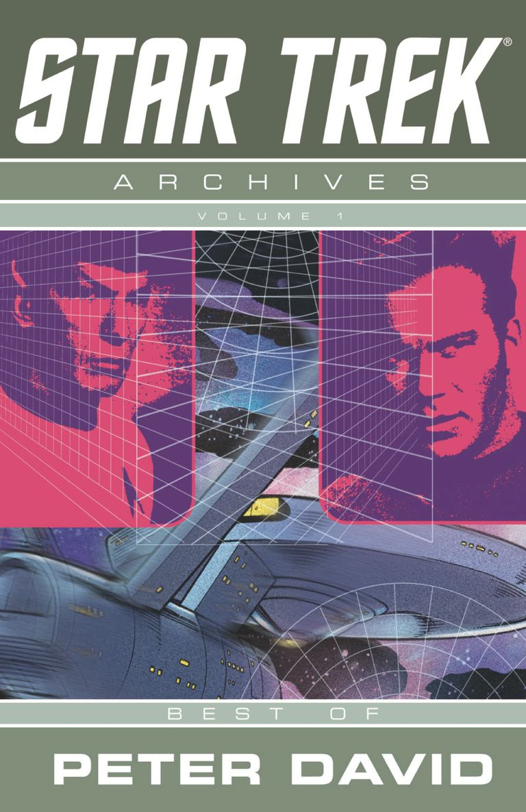 Star Trek Archives, Vol. 1: Best Of Peter David