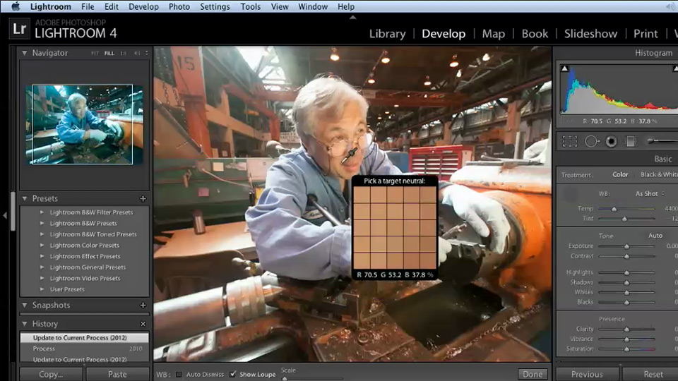 Lightroom 4 New Features Overview