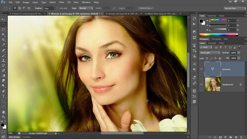 Photoshop CC 2013 One-on-One: Advanced