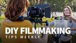 DIY Filmmaking Tips Weekly