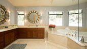 Real Estate Photography: Master Bathrooms