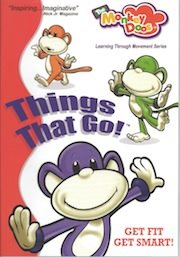 The Monkey Doos Things That Go