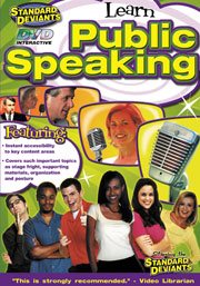 Learn Public Speaking
