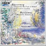 Samuels, Ron - French Music for Clarinet: Duvernoy: Concerto No. 3; Devienne: Sonata No. 1; Music by