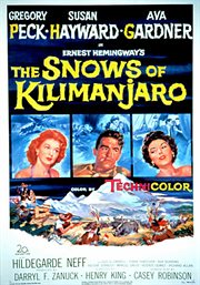 Ernest Hemingway's The Snows of Kilimanjaro