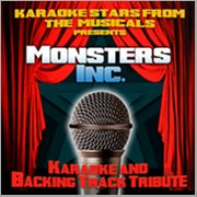 Karaoke Stars From the Musicals Presents - Monsters Inc