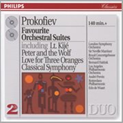 Prokofiev: Favourite Orchestral Suites