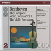 Beethoven: the Complete Violin Sonatas, Vol. I; the Violin Romances