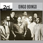 The Best of Oingo Boingo 20th Century Masters the Millennium Collection