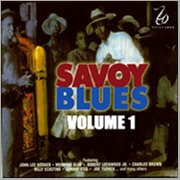 The Savoy Blues Volume 1