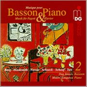 Basson & Piano Vol. 2 [musik Fur Fagott & Klavier]