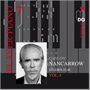 Nancarrow: Studies for Player Piano Vol. 4
