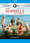 Cover image for The Durrells in Corfu