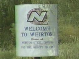 Weirton Steel Workers Buyout