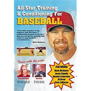 All Star Training & Conditioning for Baseball
