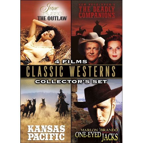 Classic Western's Collector's Set