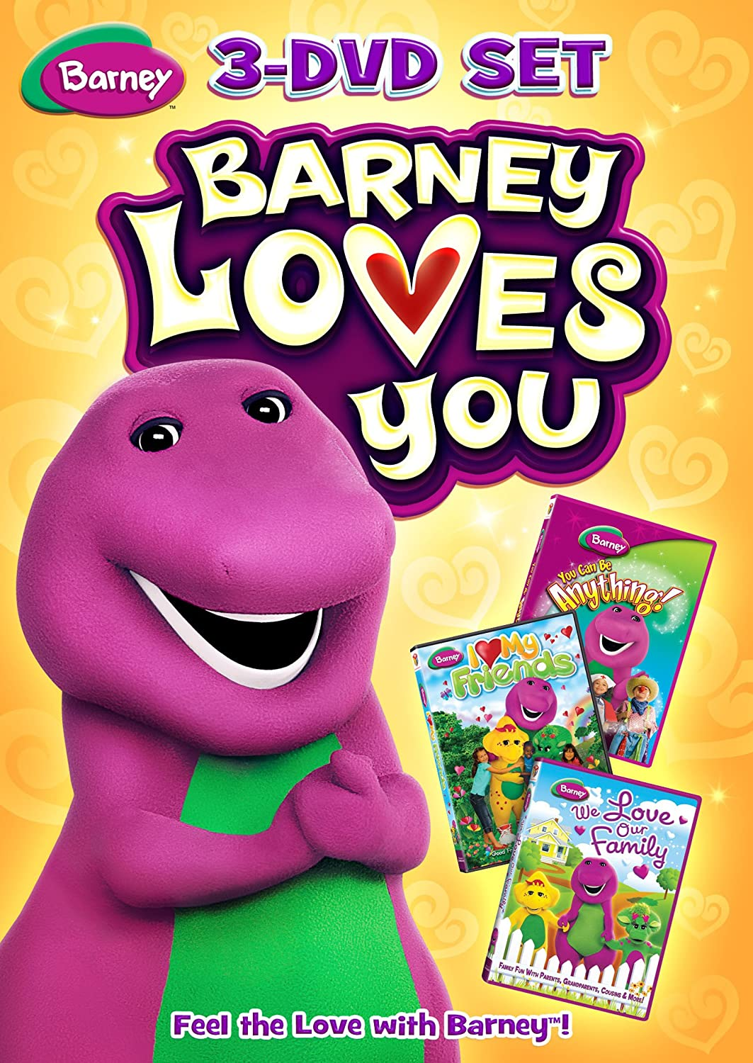 Barney Loves You