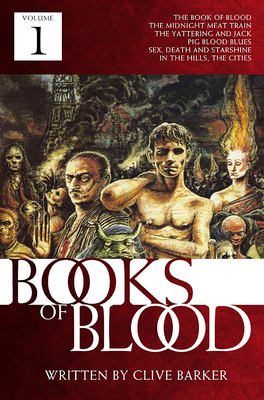 Books of Blood, Volume 1