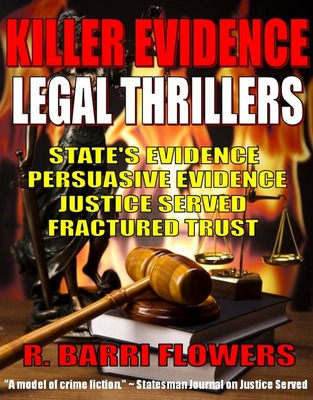 Killer Evidence Legal Thrillers 4-Book Bundle