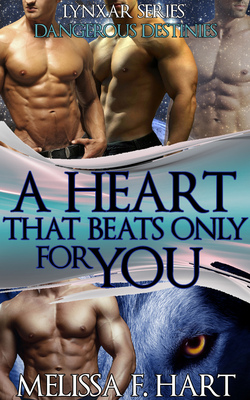 A Heart That Beats Only for You(Superhero Romance - Werewolf Romance)