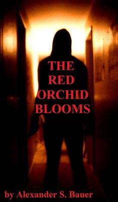 The Red Orchid Blooms