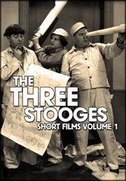 The Three Stooges Short Films Vol. 1