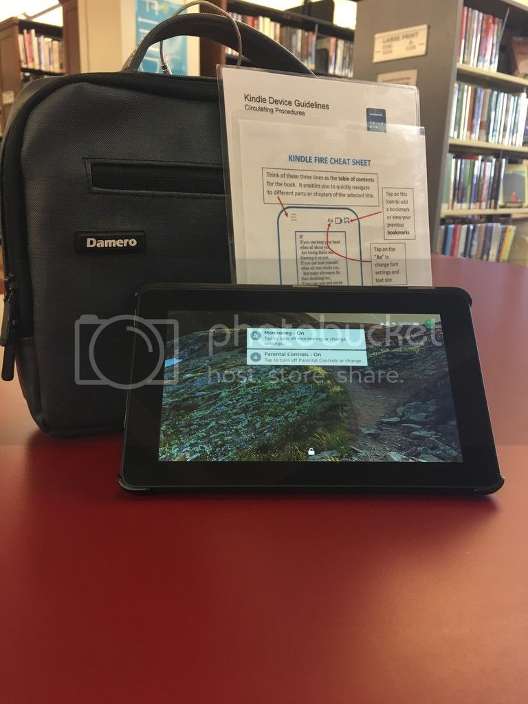 Kindle Fire E-Reader