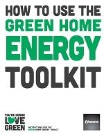 Green home energy toolkit