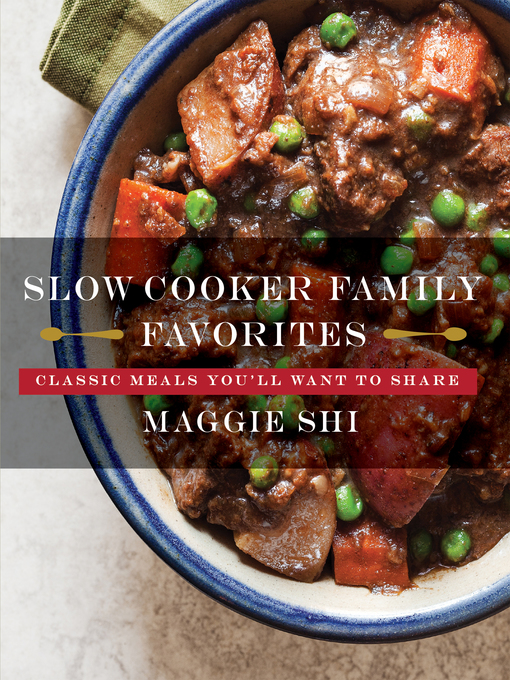 Slow Cooker Family Favorites