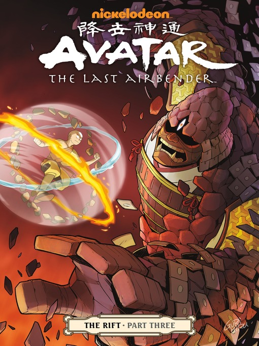 Avatar: The Last Airbender - The Rift, Part 3