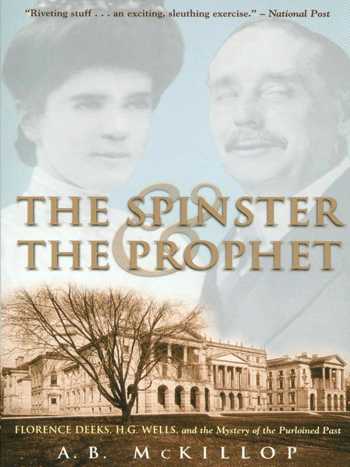 The Spinster & the Prophet