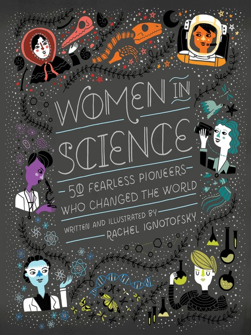 Cover image for Women in Science