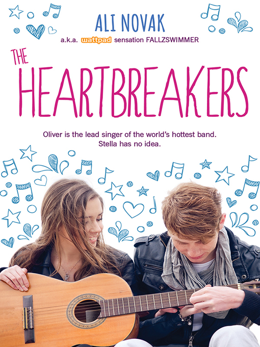 Cover image for Heartbreakers