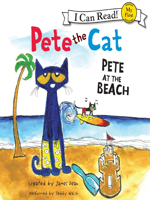 Pete at the Beach