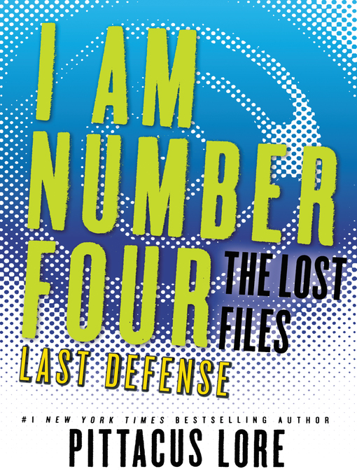I Am Number Four: The Lost Files #14