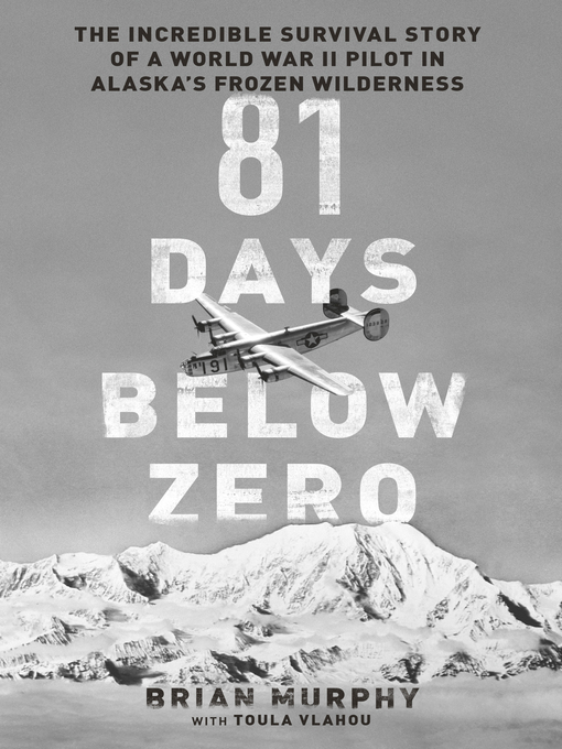Cover image for 81 Days Below Zero