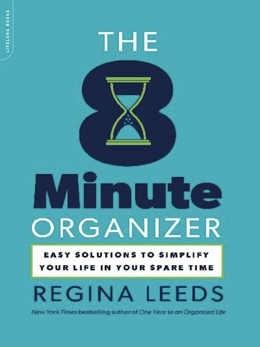 The 8-minute Organizer