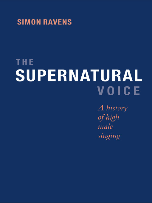 The Supernatural Voice