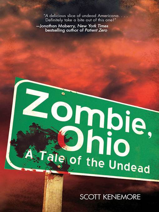Cover image for Zombie, Ohio
