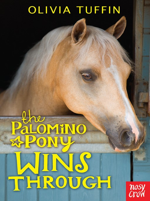 The Palomino Pony Wins Through