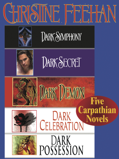 5 Carpathian Novels