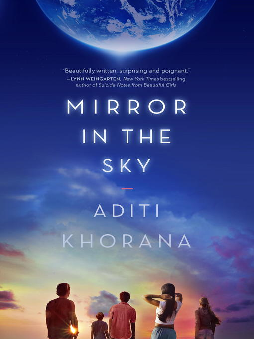 Cover image for Mirror in the Sky