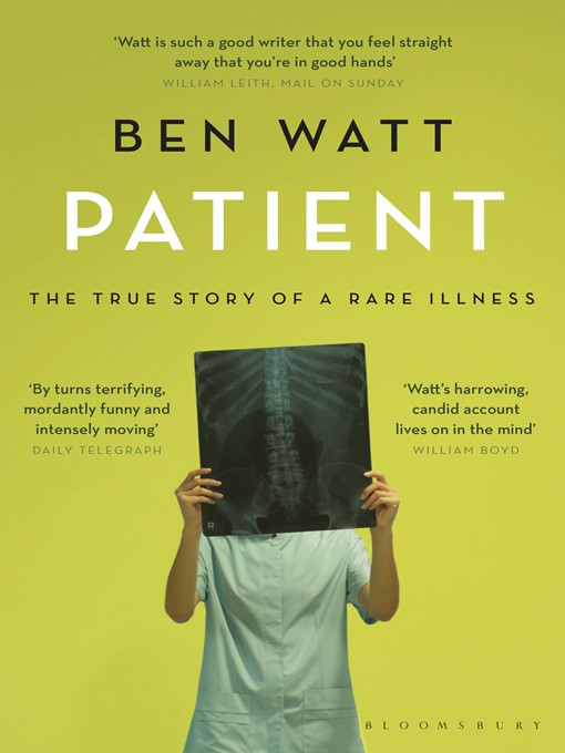 Cover image for Patient